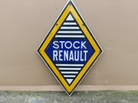 Stock Renault