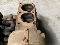 Bolinder BM20 / BM21 engine block