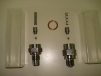 Vierzon - Set of valves for injector pump